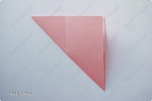 Закладка, Мастер-класс Оригами: Закладка для книги Бумага Начало учебного года. Фото 5