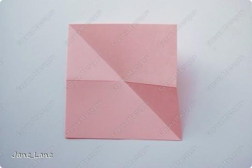 Закладка, Мастер-класс Оригами: Закладка для книги Бумага Начало учебного года. Фото 6