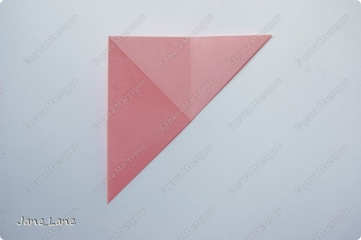 Закладка, Мастер-класс Оригами: Закладка для книги Бумага Начало учебного года. Фото 7