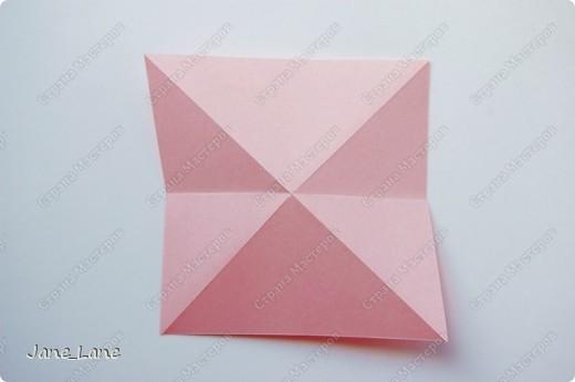 Закладка, Мастер-класс Оригами: Закладка для книги Бумага Начало учебного года. Фото 8