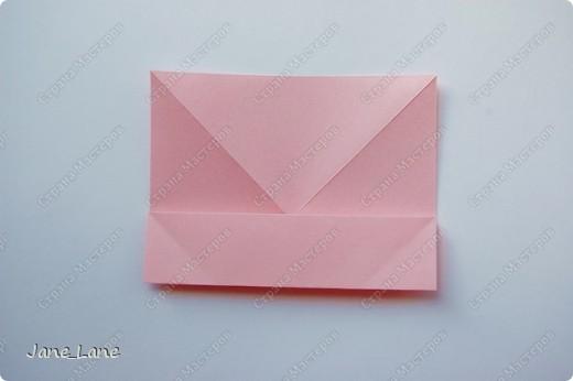 Закладка, Мастер-класс Оригами: Закладка для книги Бумага Начало учебного года. Фото 9