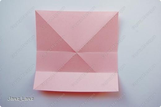 Закладка, Мастер-класс Оригами: Закладка для книги Бумага Начало учебного года. Фото 10