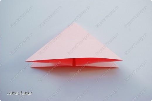 Закладка, Мастер-класс Оригами: Закладка для книги Бумага Начало учебного года. Фото 12