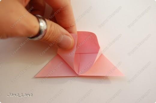 Закладка, Мастер-класс Оригами: Закладка для книги Бумага Начало учебного года. Фото 14