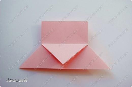 Закладка, Мастер-класс Оригами: Закладка для книги Бумага Начало учебного года. Фото 17