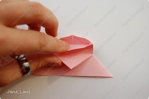 Закладка, Мастер-класс Оригами: Закладка для книги Бумага Начало учебного года. Фото 18