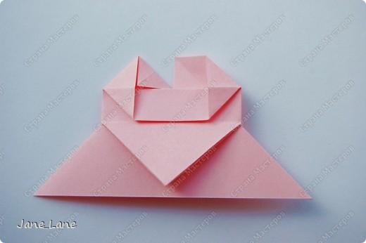 Закладка, Мастер-класс Оригами: Закладка для книги Бумага Начало учебного года. Фото 22