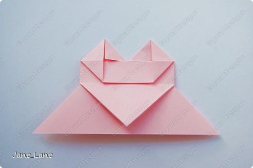 Закладка, Мастер-класс Оригами: Закладка для книги Бумага Начало учебного года. Фото 23