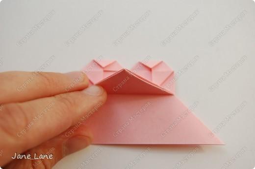 Закладка, Мастер-класс Оригами: Закладка для книги Бумага Начало учебного года. Фото 25