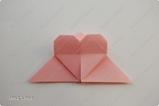Закладка, Мастер-класс Оригами: Закладка для книги Бумага Начало учебного года. Фото 26