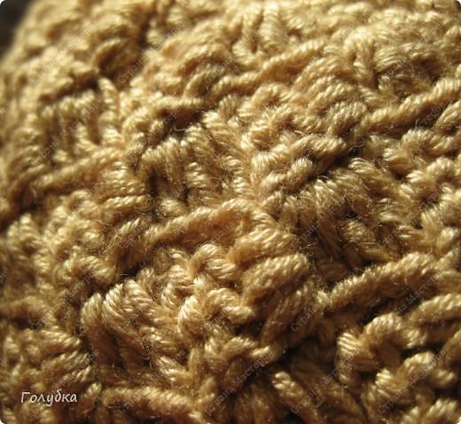 Гардероб, Мастер-класс Вязание крючком: Вяжем вместе: Кепочку Пряжа. Фото 11
