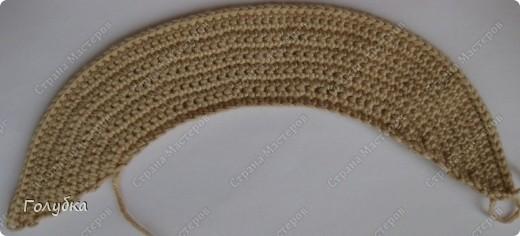 Гардероб, Мастер-класс Вязание крючком: Вяжем вместе: Кепочку Пряжа. Фото 12
