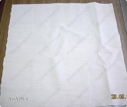 """Мастер-класс Шитьё: Подушка с буфами """"Плетенка"""" Нитки, Ткань. Фото 31"""