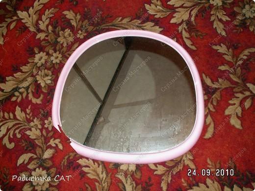 Зеркало после реставрации.. Фото 2