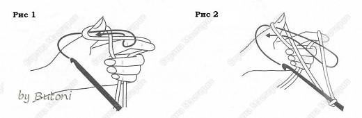 Гардероб, Мастер-класс,  Вязание крючком, : Теплые вязанные носочки! Пряжа . Фото 3