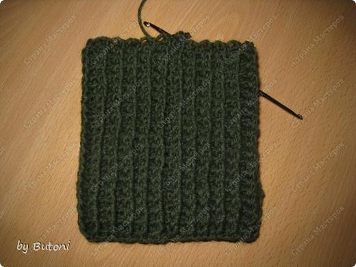 Гардероб, Мастер-класс,  Вязание крючком, : Теплые вязанные носочки! Пряжа . Фото 5