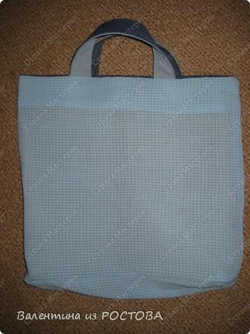 Мастер-класс,  Шитьё, : сумка для покупок Мк+много ссылок Ткань . Фото 7