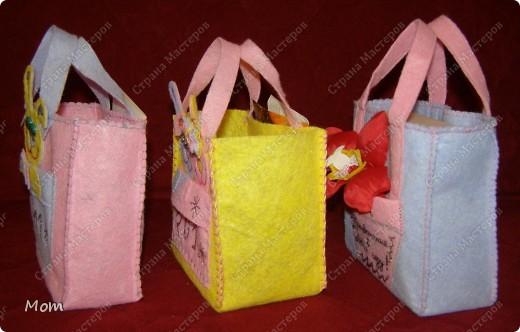 Мастер-класс,  Шитьё, : Подарочные сумочки эконом-класса Салфетки Новый год, . Фото 2