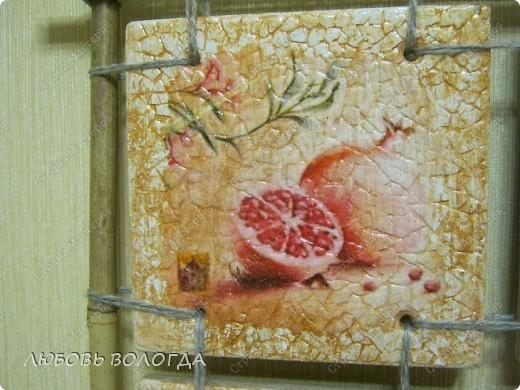 Картина, панно Декупаж: панно на скорлупе. Фото 2