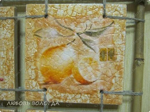 Картина, панно Декупаж: панно на скорлупе. Фото 3