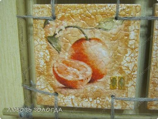 Картина, панно Декупаж: панно на скорлупе. Фото 4