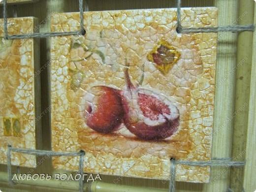 Картина, панно Декупаж: панно на скорлупе. Фото 5