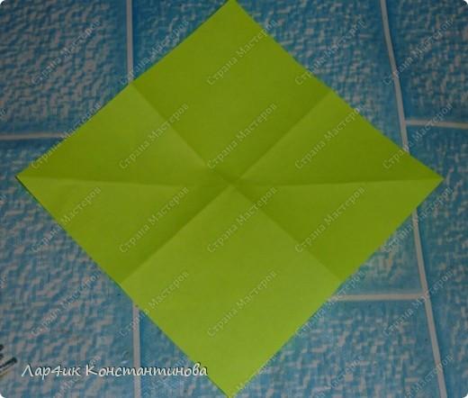 Мастер-класс, Поделка, изделие, Украшение Оригами, Оригами модульное, : С НАСТУПАЮЩИМ НОВЫМ ГОДОМ! МК ёлочки. Бумага Новый год, . Фото 3