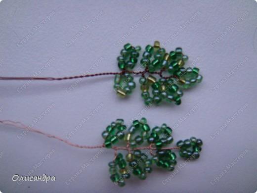 красивые деревья из бисера. бисероплетение браслеты из бисера схемы.
