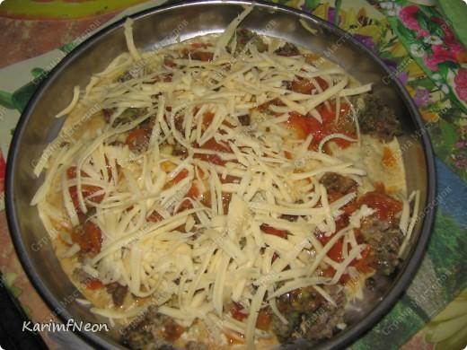 Кулинария Рецепт кулинарный: Пицца за 20 минут от Джейми Оливера. Фото 3