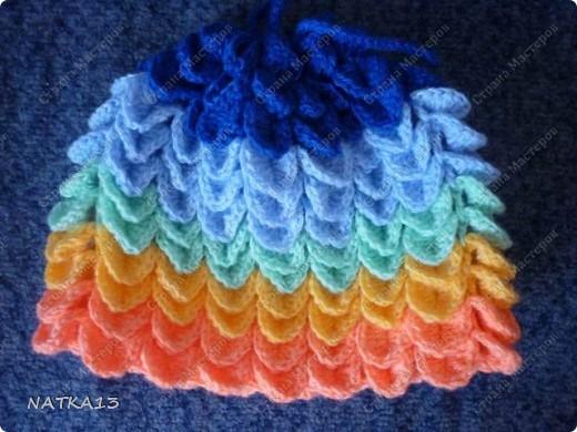 Поделка, изделие Вязание крючком: грелка на чайник Пряжа.  Фото 3.