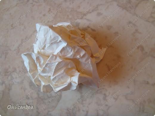 Декор предметов, Мастер-класс: Была бы коробочка... Мастер-класс.  Часть 1 Бумага, Картон, Клей, Коробки, Материал бросовый, Пряжа,  Пуговицы, Скотч. Фото 7