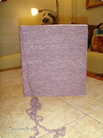 Декор предметов, Мастер-класс: Была бы коробочка... Мастер-класс.  Часть 1 Бумага, Картон, Клей, Коробки, Материал бросовый, Пряжа,  Пуговицы, Скотч. Фото 21
