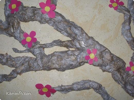 Как сделать дерево из папье-маше своими руками