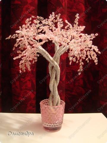 Master Class, Craft, gyöngyfűzés termék: Silver Sakura ...  MC ...  Gyöngyök, szálak, Wire.  1. fotó