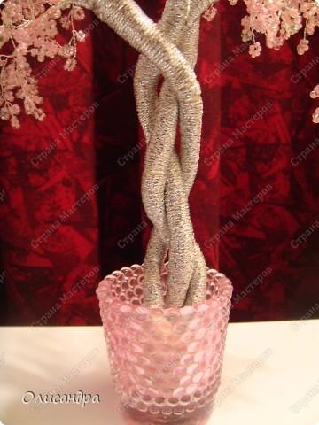 Master Class, Craft, gyöngyfűzés termék: Silver Sakura ...  MC ...  Gyöngyök, szálak, Wire.  Fotó 36