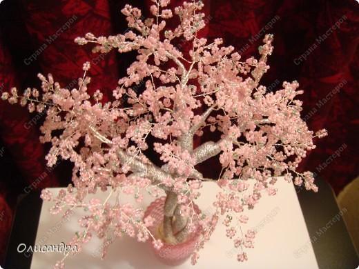 Master Class, Craft, gyöngyfűzés termék: Silver Sakura ...  MC ...  Gyöngyök, szálak, Wire.  Fotó 35