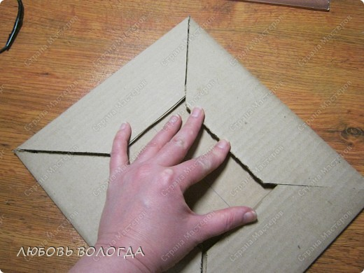 Мастер-класс Плетение: Коробка к выступающим дном  Бумага газетная. Фото 5