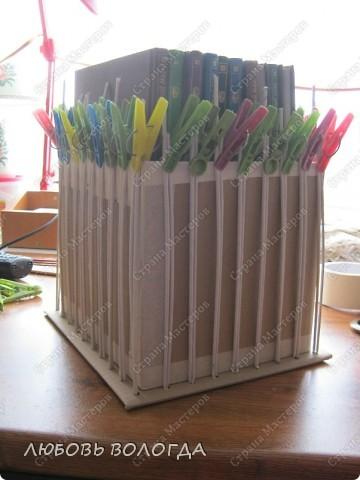 Мастер-класс Плетение: Коробка к выступающим дном  Бумага газетная. Фото 13