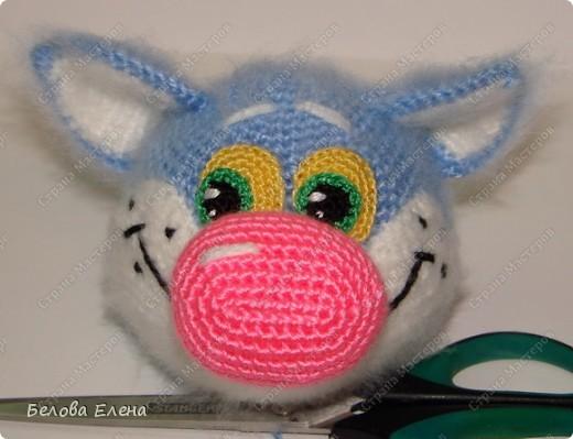 Игрушка, Мастер-класс Вязание крючком: Кошка Фрося+ МК Пряжа Отдых. Фото 8