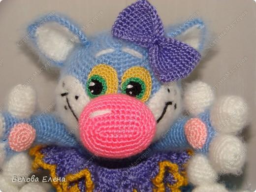 Игрушка, Мастер-класс Вязание крючком: Кошка Фрося+ МК Пряжа Отдых. Фото 26
