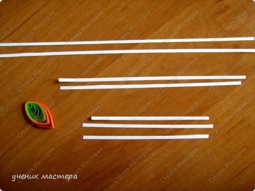 Картина, панно, Мастер-класс,  Квиллинг, : Сказочная гостья  Бумага . Фото 6