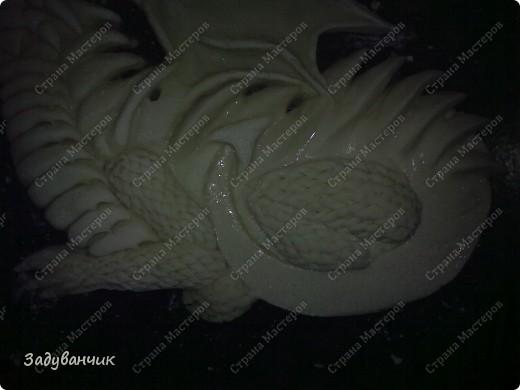 Мастер-класс, Поделка, изделие,  Лепка, : Дракон из солёного теста. МК. Часть 1. Тесто соленое . Фото 19