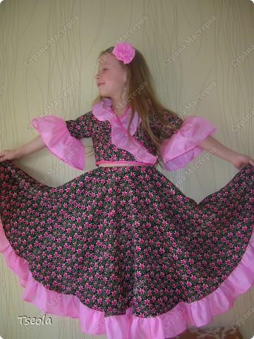 Как сшить детский костюм цыганки своими руками 13