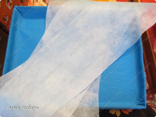 Мастер-класс, Свит-дизайн,  : Мой первый конфетный корабль Бумага гофрированная, Капрон, Ленты, Материал оберточный, Скотч, Тесьма . Фото 22