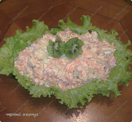 Очень легкий и вкусный салат.. Фото 1