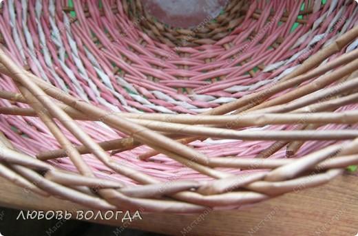 Мастер-класс, Поделка, изделие Плетение: Колпак Колпакович Бумага газетная. Фото 9