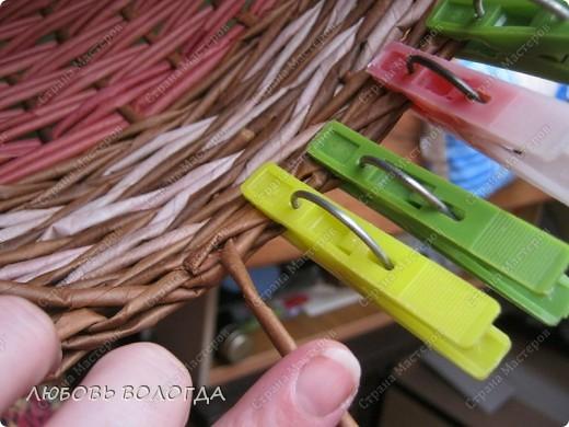 Мастер-класс, Поделка, изделие Плетение: Колпак Колпакович Бумага газетная. Фото 11