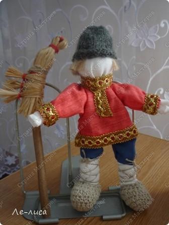 Народная кукла мужик своими руками