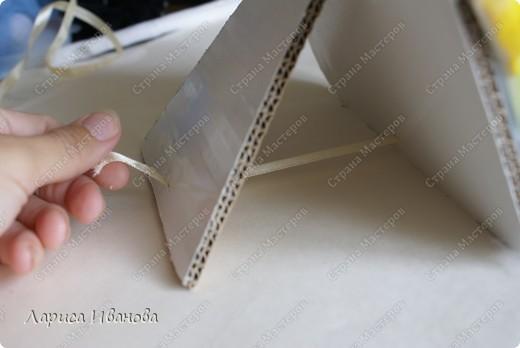 """Рамочки Лепка: МК по лепке фоторамочки """"Для влюбленных"""" Тесто соленое Свадьба. Фото 39"""