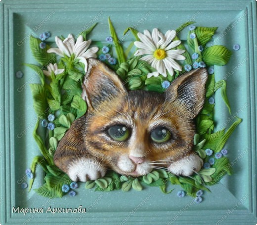 открытки котику